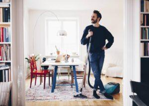 desinfección de pisos y azulejos